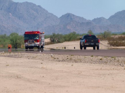 Gila Bend Fire Dept.