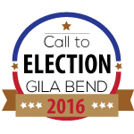 Gila Bend  2016 Election
