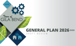 Town of Gila Bend General Plan Draft Review